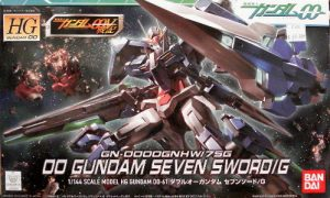 Gundam 00 7 Swords