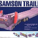 EX Model - Samson Trailer