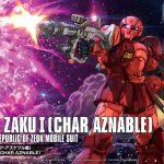 HG Char Aznable s Zaku I