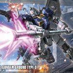 HGTB Gundam Ground Type Thunderbolt