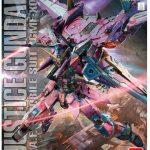 MG justice Gundam