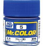 mr color 05 blue