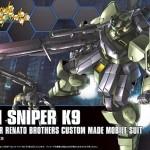 HGBF GM Sniper K9