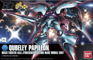 HGBF Qubeley Papillon