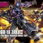 HGUC Zaku 2-1A