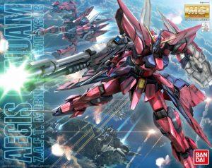 MG Aegis Gundam GAT-X303