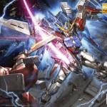 MG Build Strike Gundam FP 1