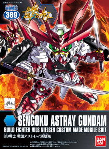 BB389 Sengoku Astray Gundam