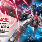 HG Gundam Age 3