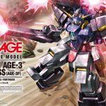 HG Gundam Age 3 Fortress