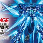 HG Gundam Age FX Burst