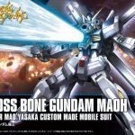 HGBF Cross Bone Gundam Maou