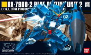 HGUC Blue Destiny 2