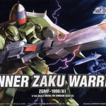 HG Gunner Zaku Warrior