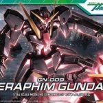 HG Seraphim Gundam