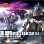 HGUC Nemo Desert