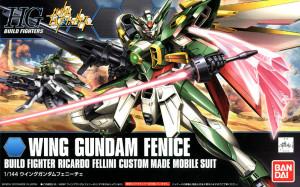 HBF Wing Gundam Fenice