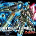 HGUC Kshatriya Repaired