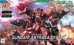 HG 00 Gundam Astraea Type F