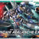 HG Gundam Avalanche Exia Dash