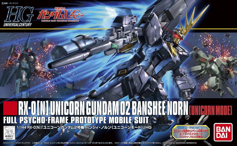 HGUC – Unicorn Gundam 02 Banshee Norn.