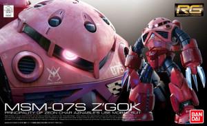 RG Zgok Char Custom
