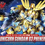 BB394 Unicorn Gundam 03 Phenex