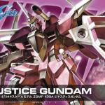 HG Justice Gundm