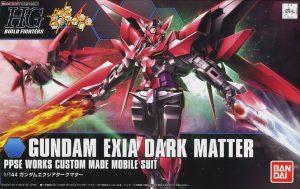 HGBF Exia Gundan Dark Matter