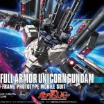 HGUC - RX-0 FA Unicorn Gundam