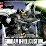HG Gundam D-hell cust EW