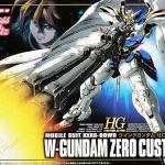 W-Gundam Zero Cust