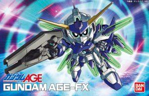 BB376 - Gundam Age-FX