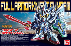 BB393 - Legend BB Full Armor Knight Gundam