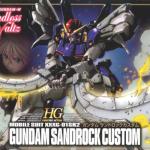 HG Gundam Sandrock Custom