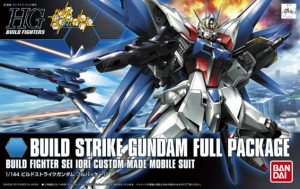 HGBF Build stike Gundam Full Package