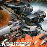 Macross - VF-1S.A Strike-Super Valkyrie box