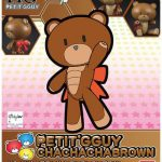 HGBF – Petit GGuy Chachachabrown