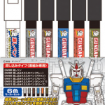 Gundam Pouring Marker Set
