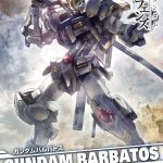 100 Gundam Barbatos cover