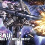 HG Origin WAFF cover