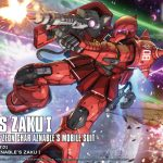 HG Origin Zaku 1 Char cover