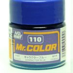 Mr Color 110 blue