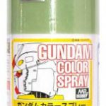 Mr Color Gundam Spray 06 - MS Green