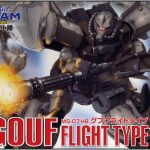 HG 08th Gouf Flight Type
