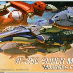 Macross Frontier VF-25G Super Messiah