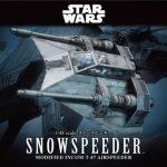 Bandai Snow Speeder