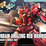 HGBF Gundam Amazing Red Warrior