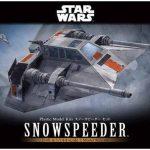 1-48 n 1-144 Snow Speeder Set