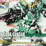 GUNPLA EXPO - HGUC Unicorn Gundam Destroy Green Frame